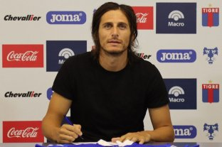Sebastián Prediger renovó contrato con Tigre hasta diciembre