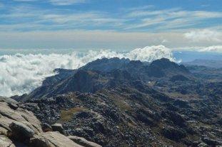 Continúa la búsqueda del turista extraviado en el Cerro Champaquí
