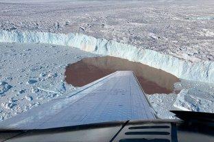 Se acelera la retirada de los glaciares de Groenlandia por el calentamiento de los mares
