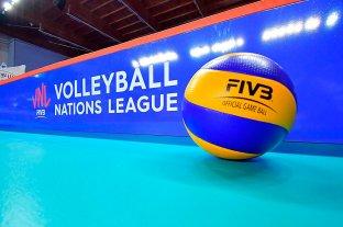 La Liga de las Naciones de Vóley se disputará en una sola sede