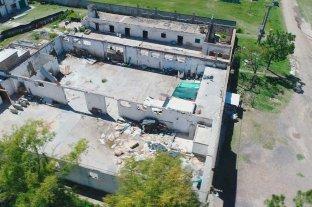 Ceres: niños que viven en terrenos de la ex firma  Nesaglo, serán tratados por plomo en sangre -  -