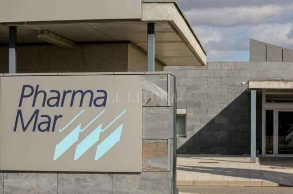 PharmaMar, la farmacéutica española que dispara sus acciones debido al nuevo descubrimiento.  Crédito: Gentileza