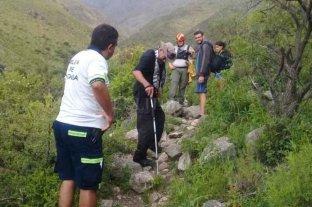 Apareció el turista extraviado en el Cerro Champaquí
