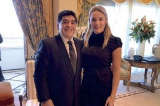 Revelaron los gastos millonarios de Rocío Oliva que Diego Maradona pagó con su tarjeta