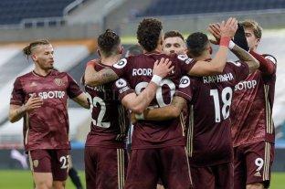 Leeds de Bielsa volvió al triunfo en la Premier League
