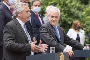 Fernández y Piñera fortalecerán la cooperación bilateral para la recuperación económica