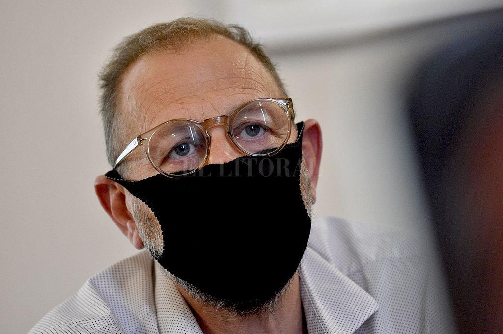 Marcos Corach, ministro de Gestión Pública. Crédito: Pablo Aguirre
