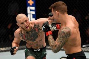 McGregor fue suspendido provisionalmente en la UFC por su estado de salud