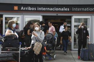 El Gobierno restringirá los vuelos a Brasil, México, Estados Unidos y Europa por el aumento de casos -  -