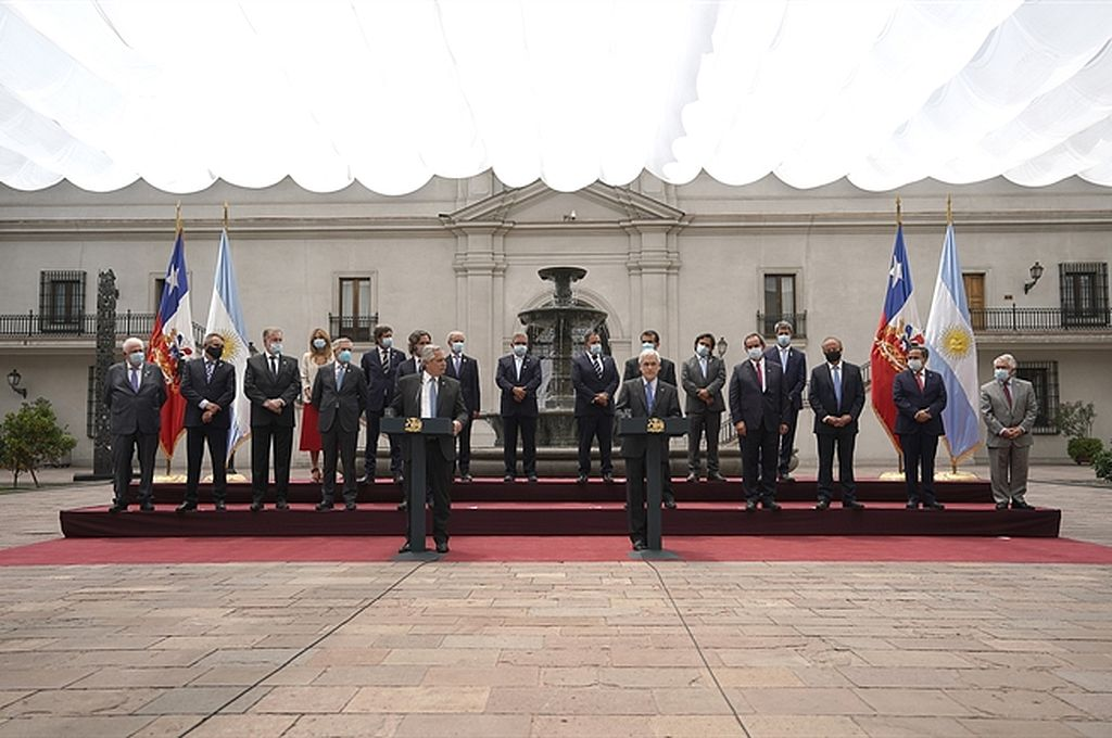 Crédito: Twitter Prensa Presidencia de Chile