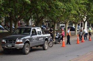 Casilda: les robaron una camioneta a los inspectores municipales
