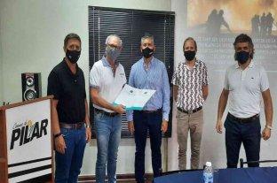 Bomberos Voluntarios de Pilar: Pirola celebró la titularidad definitiva de sus instalaciones