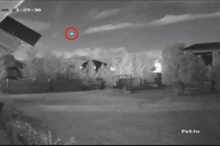 Un meteorito atravesó el cielo de Bariloche