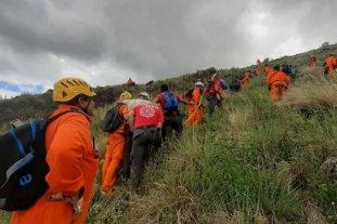 Rescate en el Champaquí: el turista podría estar obligado a cubrir los gastos
