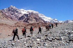 En Mendoza los turistas deben pagar su rescate