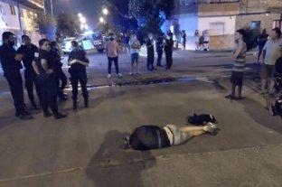 Un policía mató a balazos a un motochorro que intento asaltarlo  -