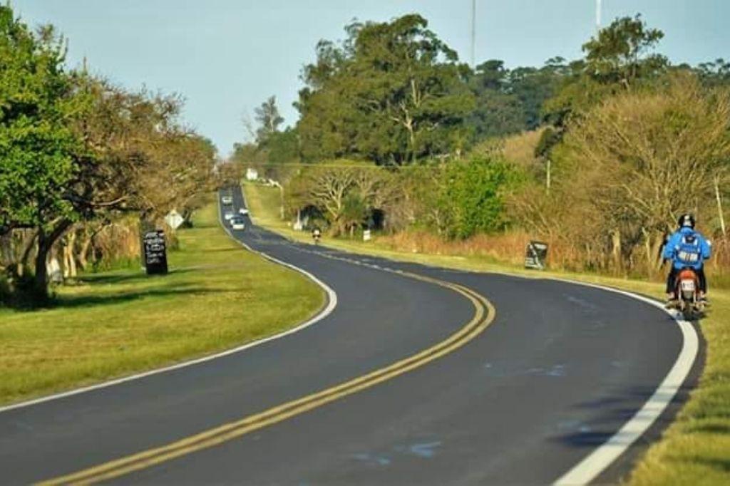 Ruta Nacional 12 Crédito: Gentileza