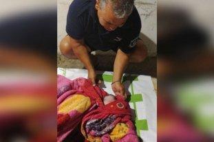Policías de Corrientes ayudaron a una joven a dar a luz