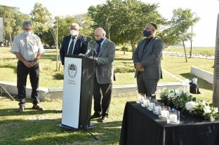 Conmemoración por las Víctimas del Holocausto