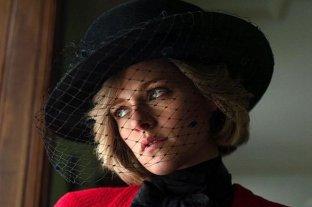 No es Lady Di, es  Kristen Stewart  caracterizada para interpretarla en el cine