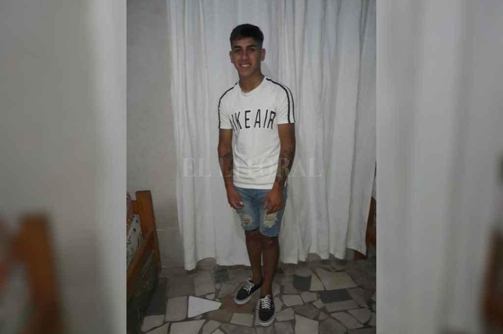 Mariano Nicolás Melgarejo, el chico de 15 años fallecido en la persecución. Crédito: Gentileza