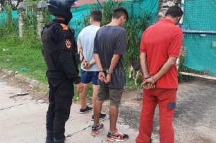 Narcos barriales en Guadalupe Oeste -
