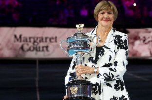 Polémica por una distinción en la Orden de Australia para Margaret Court