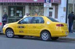 Córdoba: robó un taxi, se tiroteó con la Policía y fue detenido