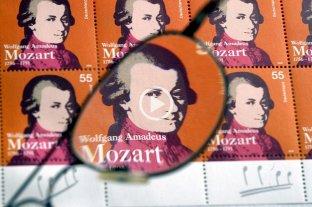 Rescatan una composición inédita de Mozart