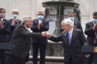 Alberto Fernández negó haber hablado de Venezuela con Piñera