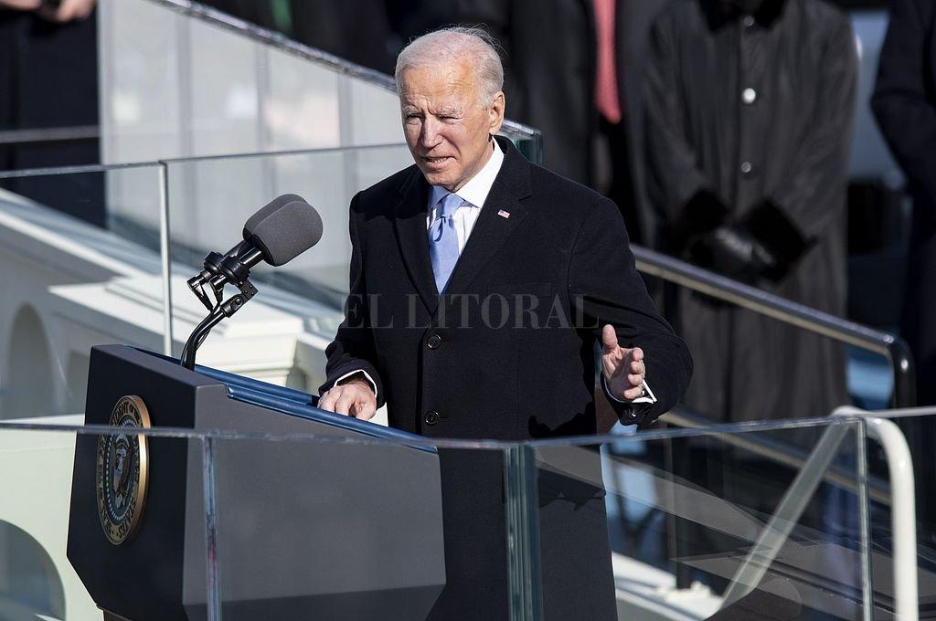 Joe Biden. Crédito: Xinhua