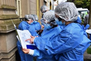 Coronavirus en Argentina: confirmaron 182 fallecidos y 10.843 nuevos contagios -  -