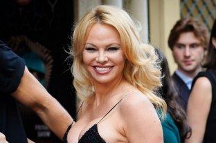Pamela Anderson se casó en secreto con su guardaespaldas
