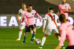 Messi convierte, bate un récord y Barcelona se clasifica a cuartos de final