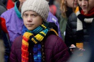 Greta Thunberg instó a los líderes tomar medidas urgentes contra el cambio climático