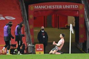 Manchester United perdió con el último y ahora el líder es el City