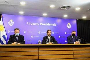 """Uruguay anunció que volverá a cerrar """"parcialmente"""" sus fronteras"""