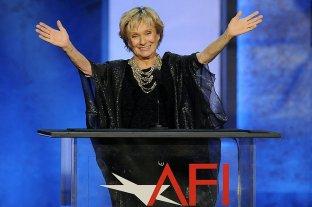 Falleció la multipremiada actriz Cloris Leachman