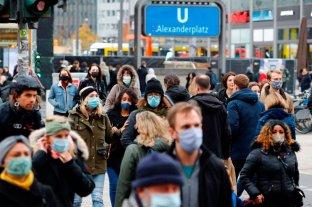 Alemania sumó más de 17 mil nuevos infectados de coronavirus
