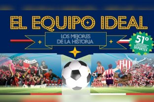 Invitan a elegir los mejores jugadores de la historia de Colón y Unión