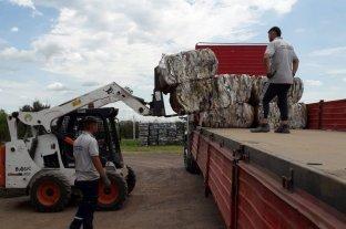 Venado Tuerto: se reciclarán más de 10 toneladas de sintético descartable