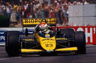Murió Adrián Campos, ex piloto de Fórmula Uno