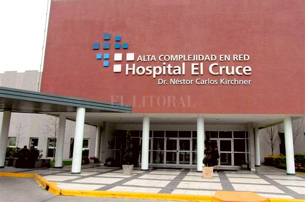 Hospital El Cruce. Crédito: Captura digital