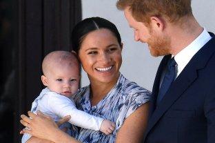 Harry y Meghan celebran el segundo año de su hijo, Archie
