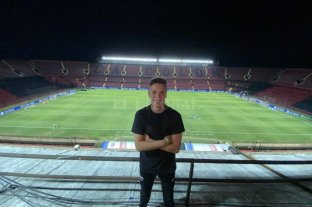 Santafesino que analizaba videos de fútbol en Twitter ahora trabaja en Colón
