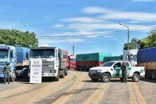 Secuestraron 400 toneladas de soja sin documentación en Corrientes y Formosa