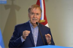 El gobernador Juan Schiaretti será intervenido quirúrgicamente por un quiste en el riñón