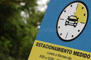 Desde este jueves vuelve a funcionar el estacionamiento medido en Esperanza