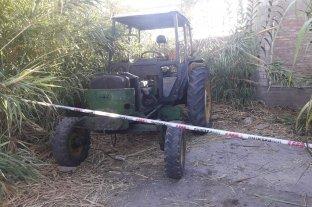 San Juan: adelantó $ 500.000 por la compra de un tractor, pero era robado