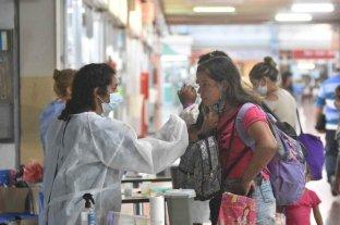 De 5.285 tests de olfato a personas llegadas a la Terminal, hubo sólo siete sospechosos
